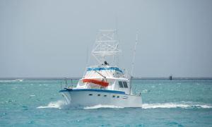 Kepasa - Hatteras Sportfisherman 42ft