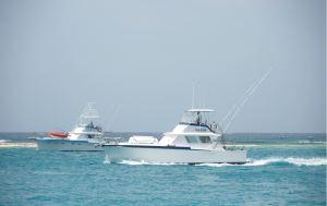 Hatteras Sportfisherman of 42ft