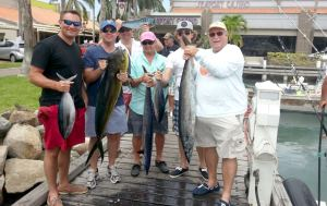 Catch of the day - Fishing Trip