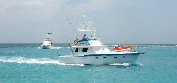 Aruba Fishing Charter Boats