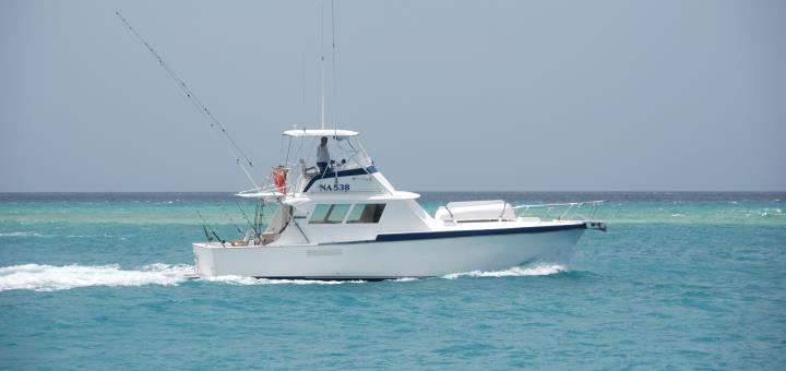 One of our Fishing Boats